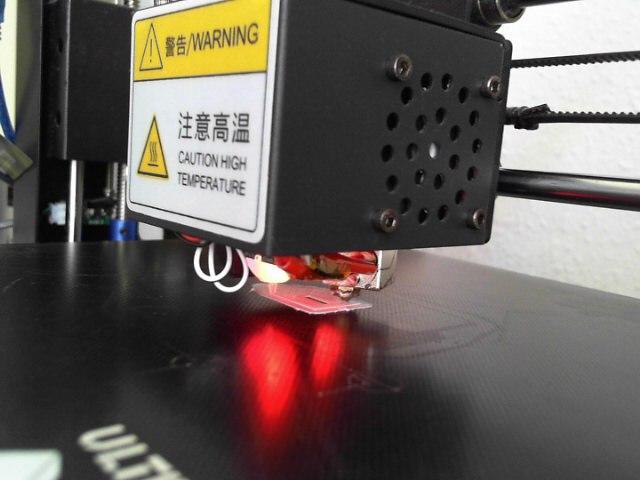 Druckkopf eines 3D-Druckers